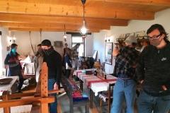 Nedeľná návšteva v obecnom múzeu v Beluji