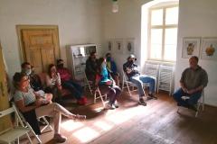 Nedeľná návšteva v hrnčiarskom múzeu v obci Beluj