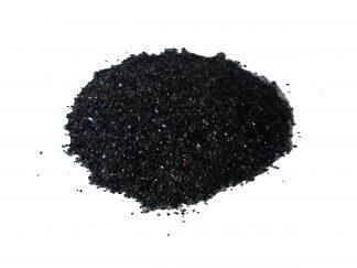 čierny piesok 1mm B