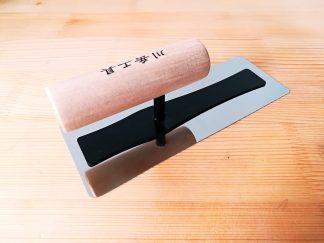 Japonské hladítko hranaté s oblými hranami 200mm