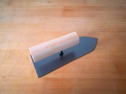 Japonské hladítko tvrdé, oceľ 180mm x 1,5mm