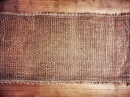 Jutová sieťka škrobená 0,15 x 25m
