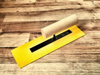 Japonské hladítko plastové hranaté - tvrdé 240 x 1,5mm