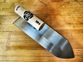 Japonské hladítko špicaté, tvrdé, oceľ 240mm x 1,45mm